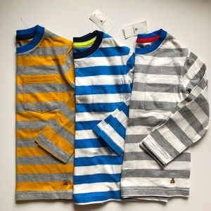 Gap | boys play time favorite striped long sleeves